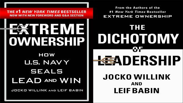 extreme ownership, leadership, navy seals, jocko willink, leif babin